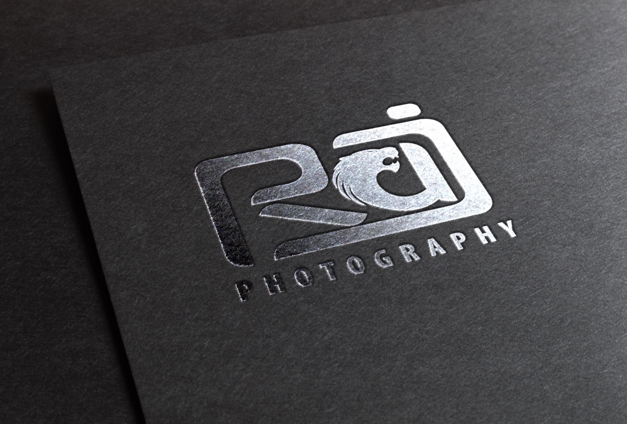 Raj wildlife photography logo design by Badri design