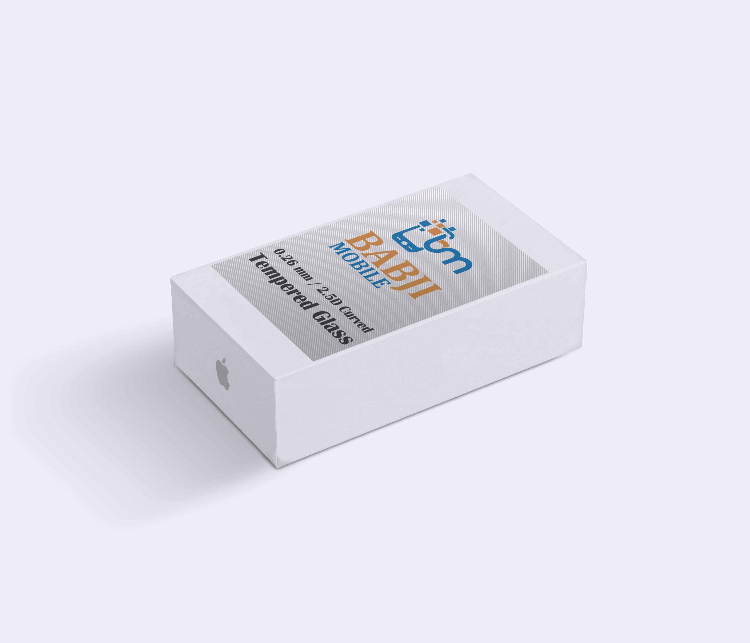 Mobile box sticker design by Badri Design
