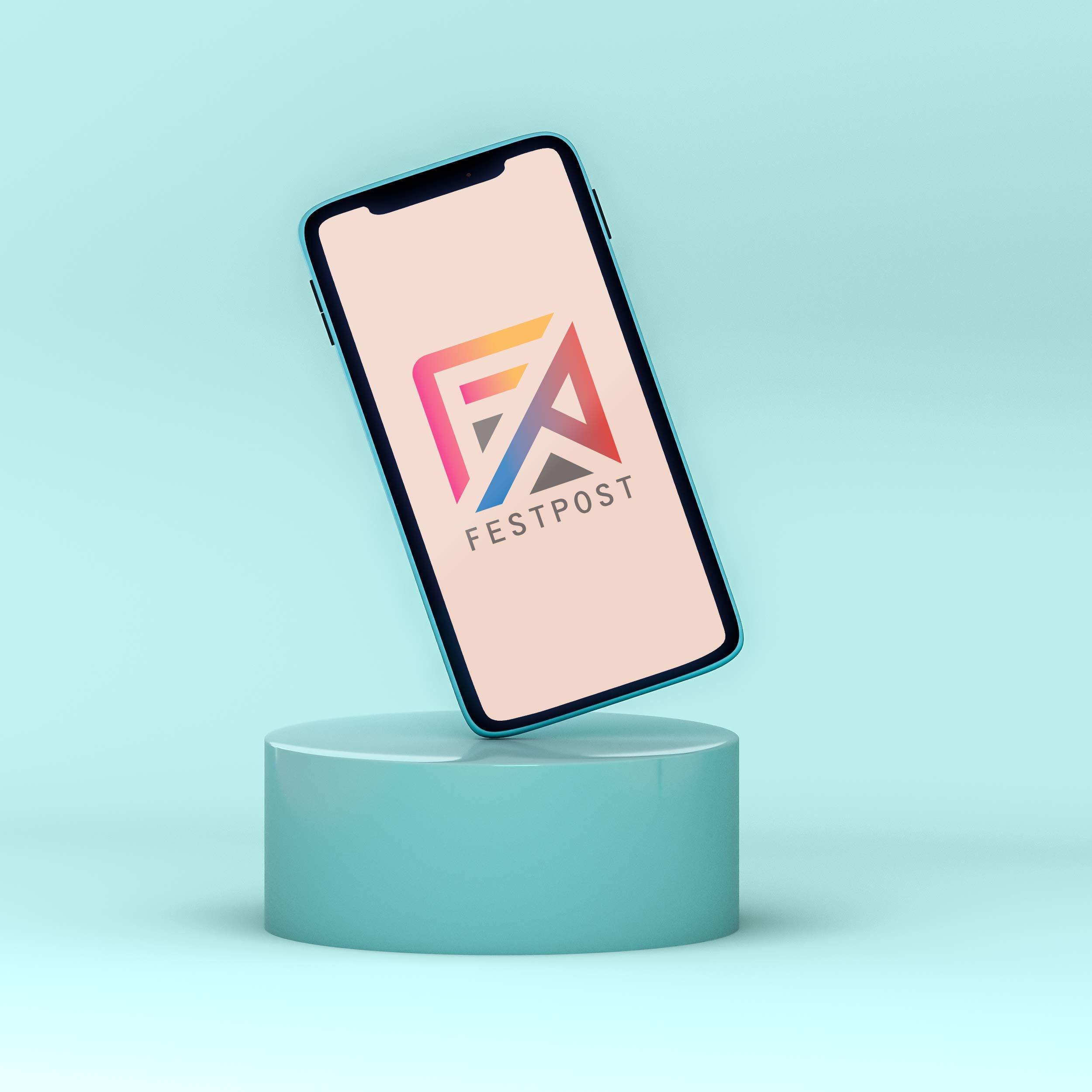 Festival social media marketing post design app icon design by Badri Design