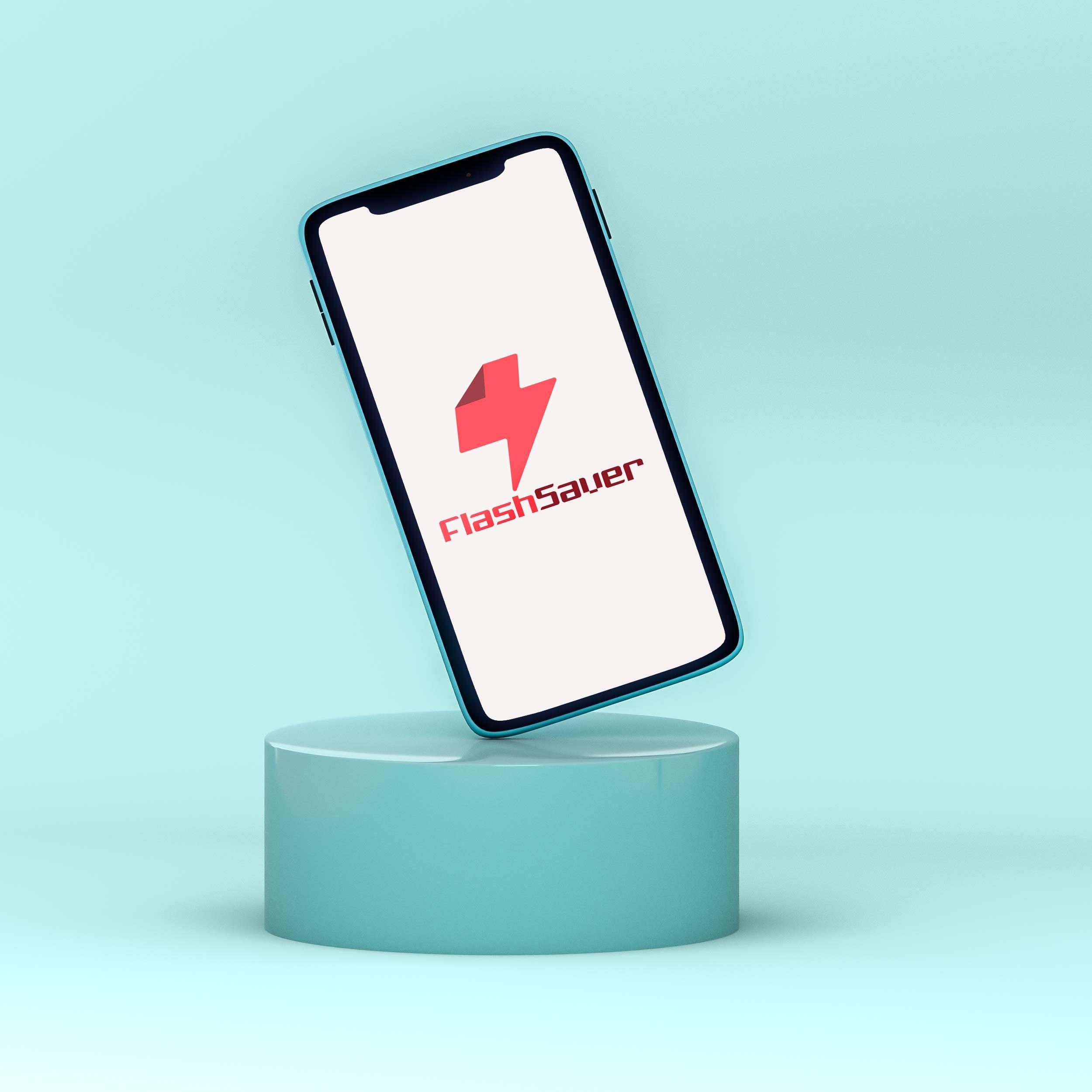 Social media photos and videos download app icon design by Badri Design