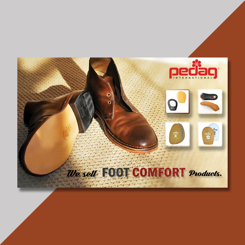 Good year shoes banner design by Badri Design
