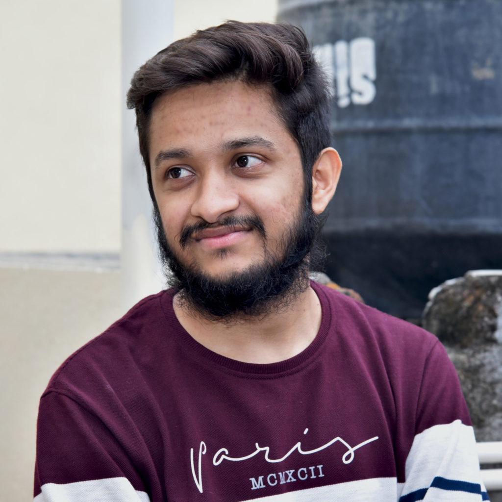 Hakim Bharmal CEO of Badri design