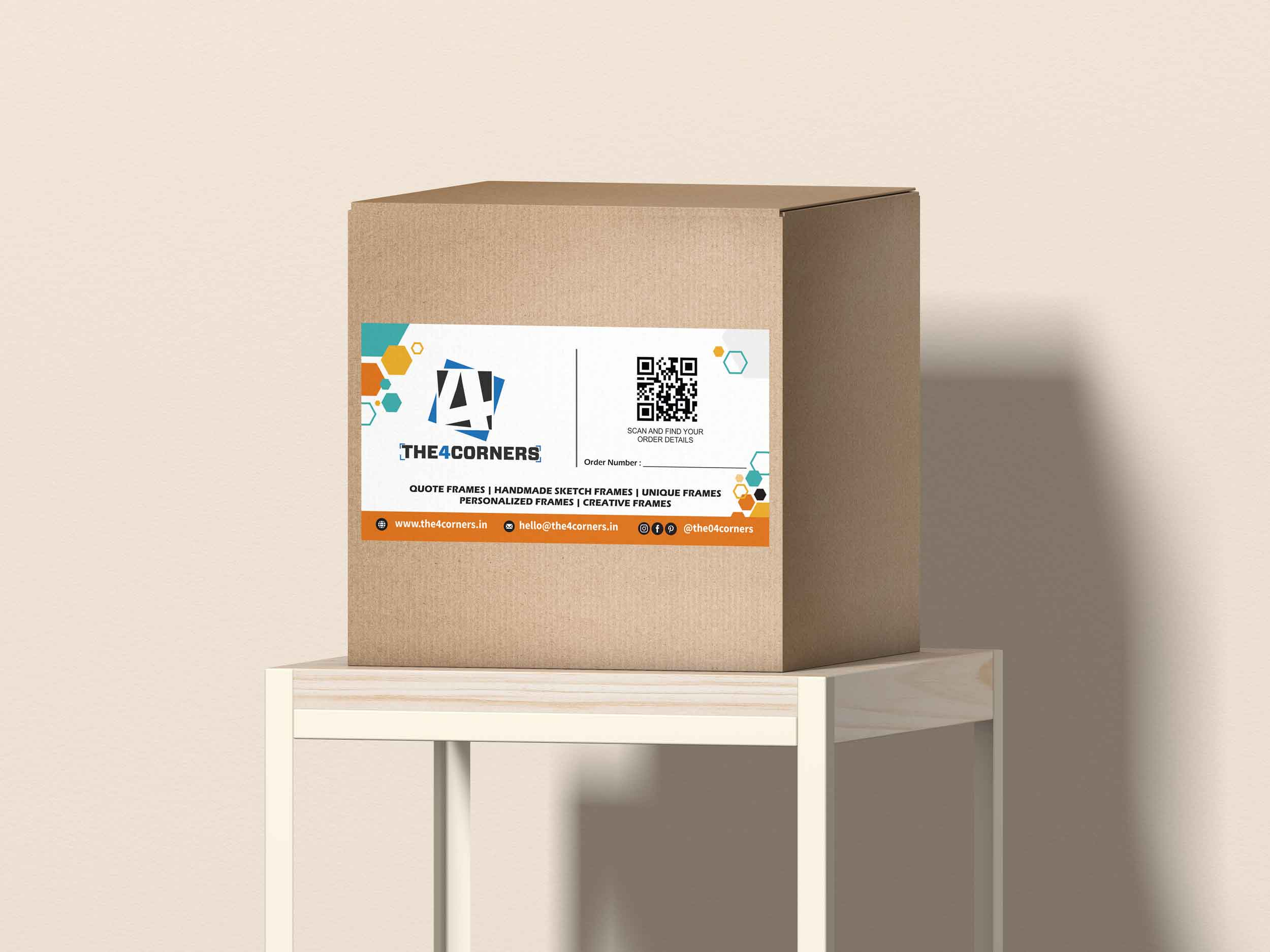 Sticker design for ecommerce store product label by Badri Design