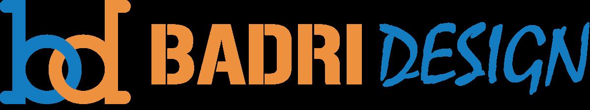 Badri Design Logo