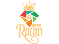 Diamond and royal shape hotel logo by badri design