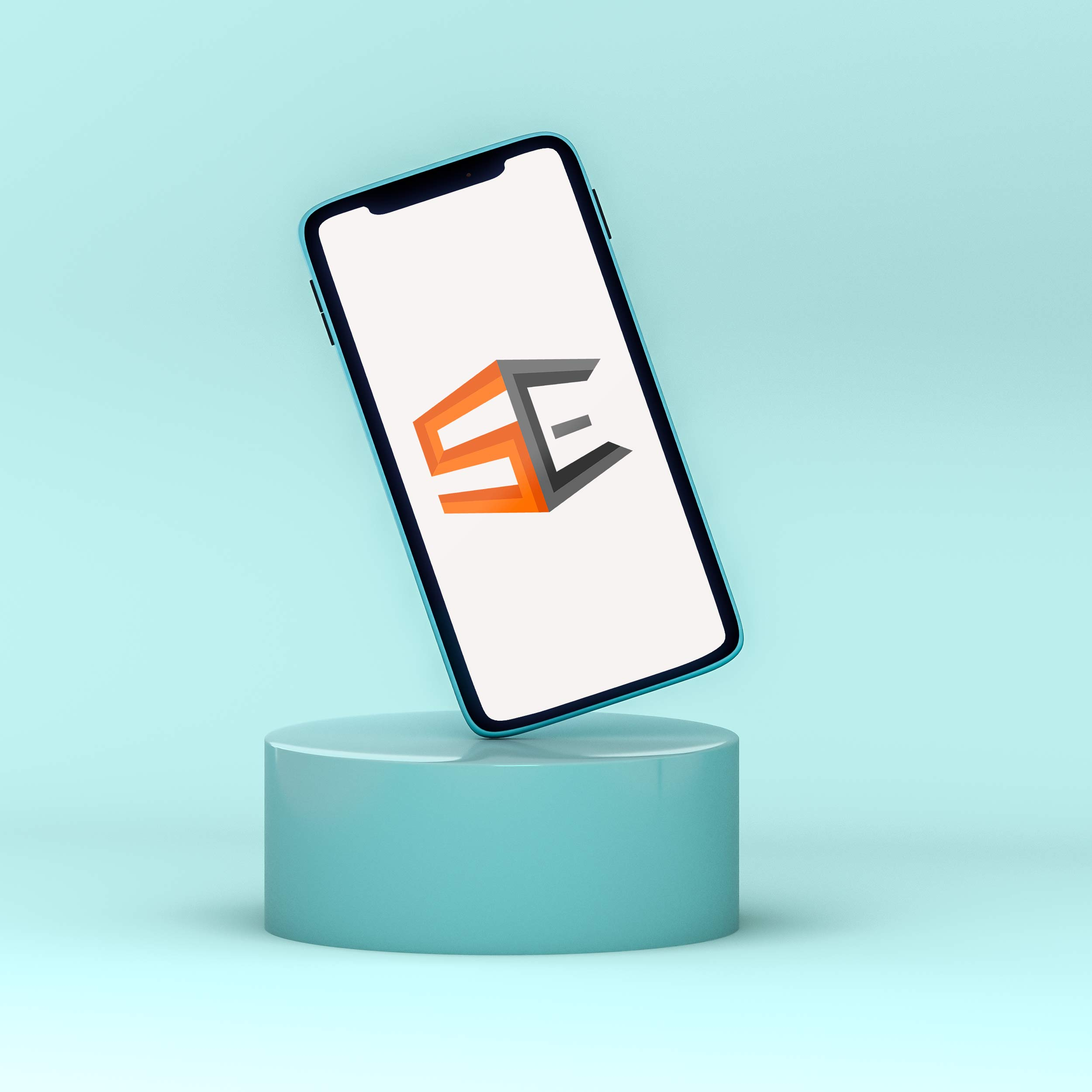 App Icon design for section dimension calculation by badri design